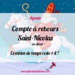 ★ Compte à rebours Saint-Nicolas 2020 : Combien de temps reste-t-il ? ★