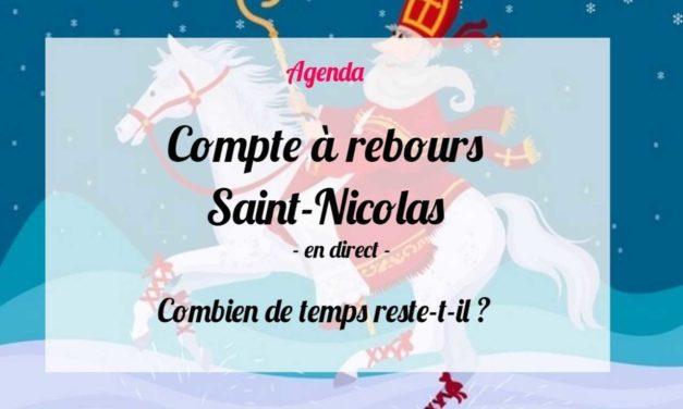 ★ Compte à rebours Saint-Nicolas 2021 : Combien de temps reste-t-il ? ★